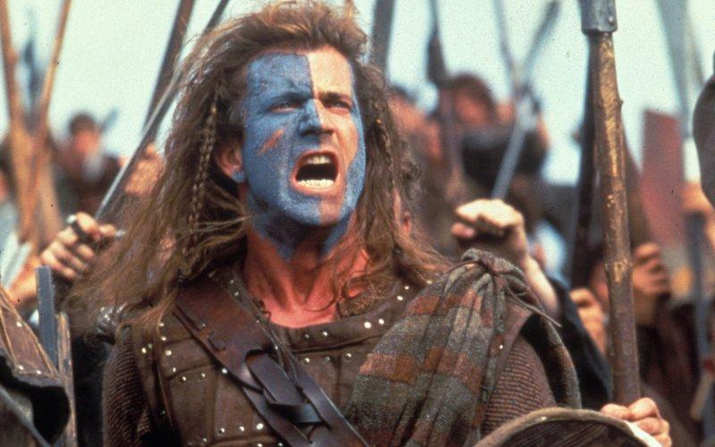 Τον εαυτό του βλέπει στο πρόσωπο του William Wallace ο σύγχρονος Έλληνας
