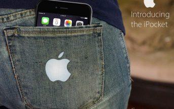 Η νέα τσέπη θα μοιάζει με συμβατικές τσέπες αλλά θα είναι 200% ανθεκτικότερη και 800% ακριβότερη