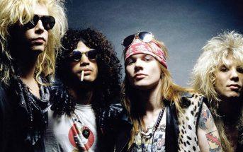Σύμφωνα με πληροφορίες, ούτε οι Guns 'n' Roses δεν ακούν πλέον το November Rain