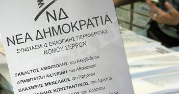 ΑΠΟΚΛΕΙΣΤΙΚΟ: Υποψήφιος με την Νέα Δημοκρατία στον Νομό Σερρών θα είναι ο σκελετός της Αμφίπολης