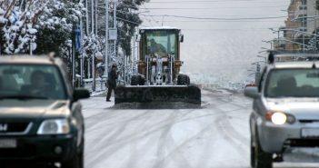 Η έλλειψη κλισέ για το χιόνι φέρεται να έχει οδηγήσει πολλούς παρουσιαστές δελτίων καιρού σε κατάθλιψη