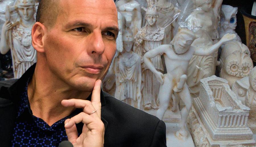 «Η Γερμανία έχει ανάγκη την Ελλάδα, γιατί μια Ευρώπη χωρίς την Ελλάδα είναι σαν άσπρη κάλτσα χωρίς πέδιλο» δήλωσε ο υπουργός στην συνέντευξη του