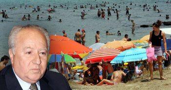 Σύμφωνα με τον σεισμολόγο κ. Παπαζάχο, το φονικό τσουνάμι στην Ιαπωνία πιθανόν να προκλήθηκε από Έλληνα οικογενειάρχη που κάρφωνε την ομπρέλλα του