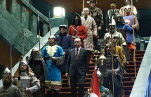 Παρόμοιες μονάδες υπάρχουν και σε άλλες χώρες, όπως η προεδρική φρουρά στην Τουρκία