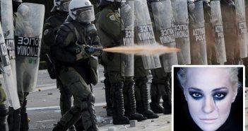 Τραγούδια της Μποφίλιου θα χρησιμοποιούν τα ΜΑΤ στις πορείες αντί για διακρυγόνα