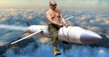 Επίθεση εναντίον στόχων στα σύνορα της Τουρκίας πραγματοποίησε ο Βλαντιμίρ Πούτιν