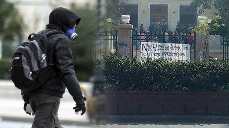 Προβληματισμένοι οι κουκουλοφόροι της Αθήνας καθώς λιγοστεύουν τα μέρη που μπορούν να εισβάλλουν