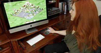 Η κ. Κατερίνα είναι νοικοκυρά και ψηφιακή αγρότισσα από το 2008