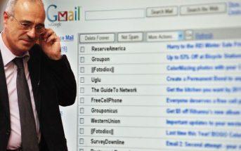 Ο υφυπουργός ήδη έχει καλέσει τα κανάλια προκειμένου να τους ενημερώσει για το αναπάντεχο email