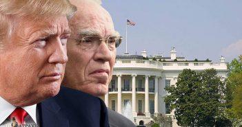 Βασίλης Λεβέντης: Ο Ντόναλντ Τραμπ μου έχει προτείνει να γίνω αντιπρόεδρος