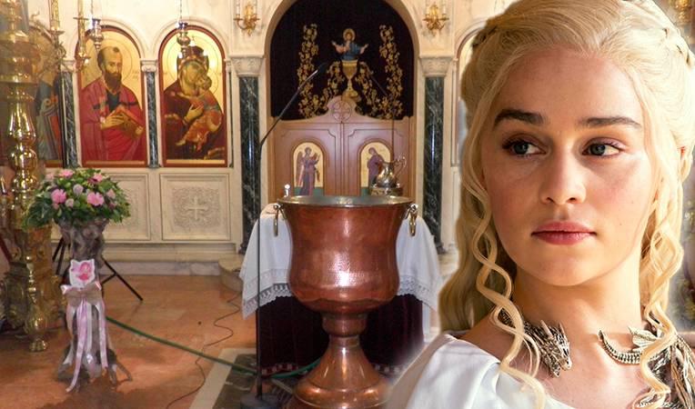 Την έγκριση της για βαφτίσεις με ονόματα από το Game of Thrones έδωσε η Εκκλησία