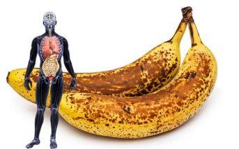 Δείτε τι θα συμβεί στο σώμα σας αν τρώτε δύο ώριμες μπανάνες την ημέρα για ένα μήνα