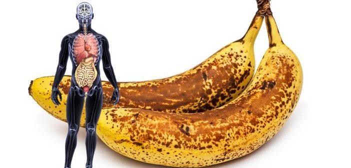 Δείτε τι θα συμβεί στο σώμα σας αν τρώτε δύο ώριμες μπανάνες κάθε μέρα για ένα μήνα