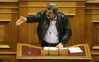 Για προσπάθεια υπονόμευσης του κατηγόρησε την αγγλική γλώσσα ο Παύλος Πολάκης