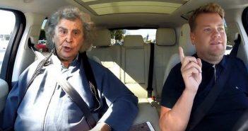 Στο Carpool Karaoke του Τζέιμς Κόρντεν εμφανίστηκε ο Μίκης Θεοδωράκης