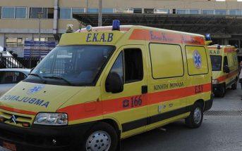 Σε κρίσιμη κατάσταση νοσηλεύεται νεαρός που δεν έβαλε ζακέτα