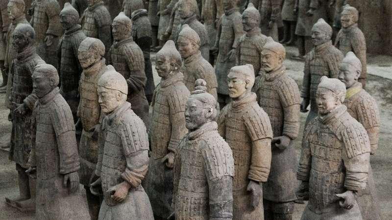 Η ΓΝΩΜΗ ΤΟΥ ΚΟΙΝΟΥ: Αρχαίοι Έλληνες σχεδίασαν τα πήλινα αγάλματα της Κίνας