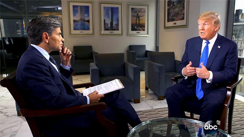 """Ντόναλντ Τραμπ: """"Το αγαπημένο μου βιβλίο είναι το Πούσι του Νίκου Καββαδία"""""""