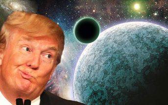 """""""Ταξίδια σε άλλους πλανήτες"""" η νούμερο ένα αναζήτηση στο Google μετά την εκλογή Τραμπ"""