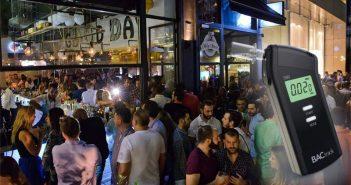 Στόχος της Αστυνομίας να αποφεύγονται ατυχήματα έξω από μπαρ