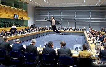 Με χορογραφία θα παρουσιάσει τις κυβερνητικές προτάσεις στο Eurogroup ο Ευκλείδης Τσακαλώτος