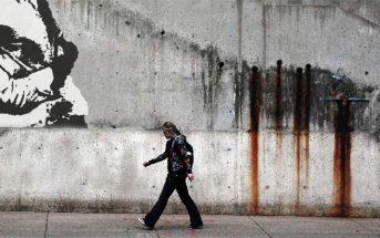 Νέο εντυπωσιακό γκράφιτι εμφανίστηκε στο κέντρο της Αθήνας