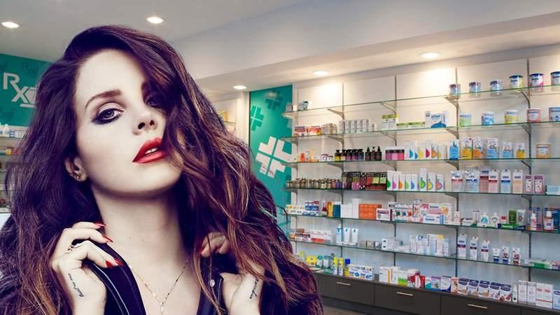 Στα φαρμακεία ως βοήθημα ύπνου θα πωλούνται τα τραγούδια της Λάνα ντελ Ρέι