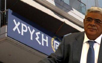 Εκτός Χρυσής Αυγής ο Νίκος Μιχαλολιάκος εξαιτίας υπερβολικού μαυρίσματος