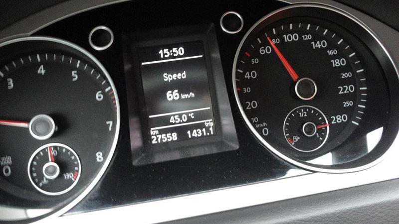 Ενήμερη η χώρα για τη ζέστη μετά την ανάρτηση φωτογραφίας με θερμόμετρο αυτοκινήτου