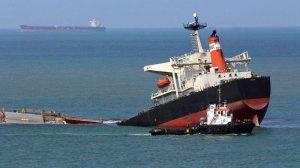 Βυθίστηκε δεξαμενόπλοιο με καλλυντικά με προορισμό τη Θεσσαλονίκη