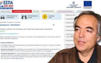 Αίτηση για επιδότηση ΕΣΠΑ υπέβαλλε ο Δημήτρης Κουφοντίνας
