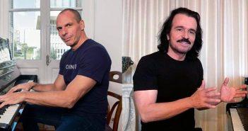 Συναυλία για τους πληγέντες της Μάνδρας μαζί με τον συνθέτη Yianni διοργανώνει ο Γιάνης Βαρουφάκης
