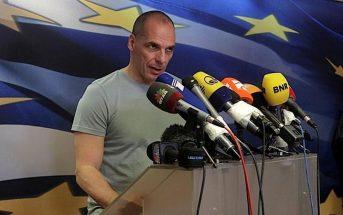 Σε ξαφνική σύσφιξη μυών του Γιάνη Βαρουφάκη οφείλεται η σεισμική δόνηση που σημειώθηκε στην Αθήνα