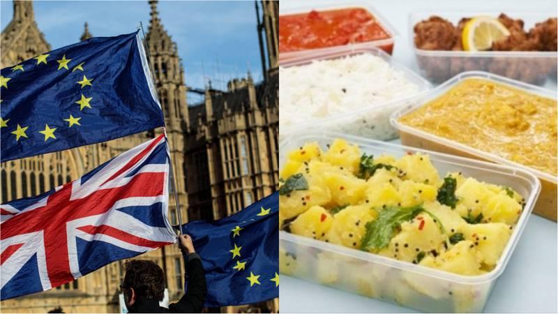 Αύξηση 300% στις τιμές αποστολής τάπερ θα φέρει το Brexit εκτιμούν οικονομολόγοι
