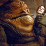 O Jabba the Hut από τα Star Wars