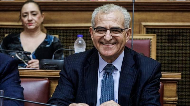 Παραιτήθηκε ο Αντώνης Διαματάρης προκειμένου να ολοκληρώσει τις σπουδές του