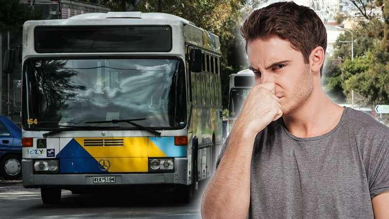 Να γίνει υποχρεωτική και η χρήση αποσμητικού εκτός από τις μάσκες λένε οι επιβάτες λεωφορείων και μετρό